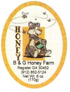 B & G Honey Farm